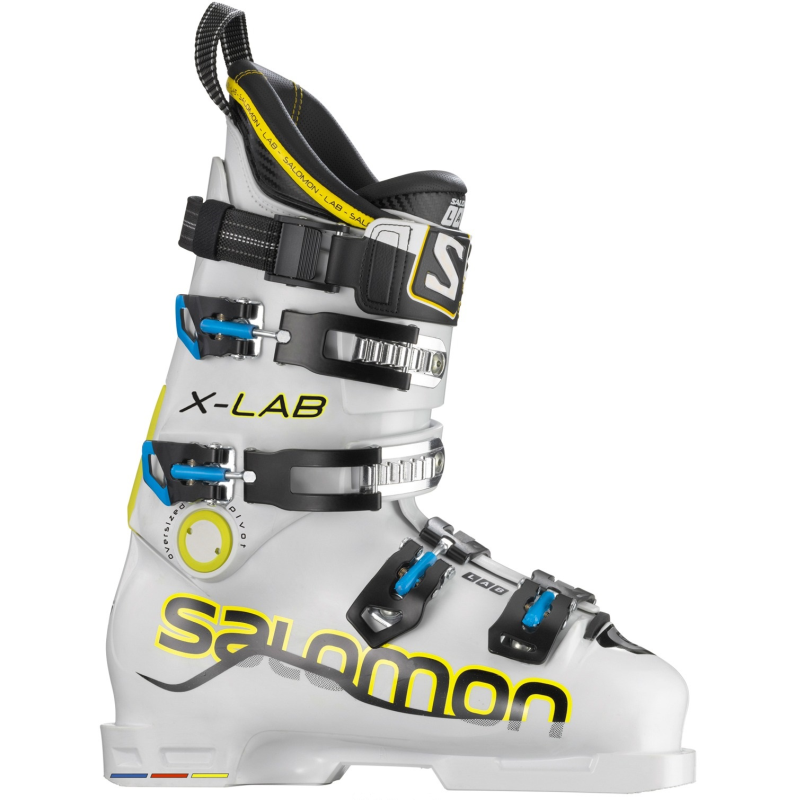 CHASSURE DE SKI NEUVE RACE SALOMON X LAB 140 PRIX DESTOCKAGE