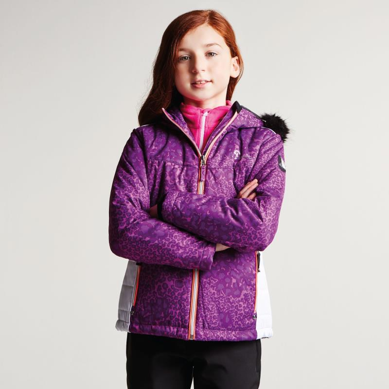 VESTE DE SKI ENFANT DARE 2B MUSE DGP325 PRIX DESTOCKAGE