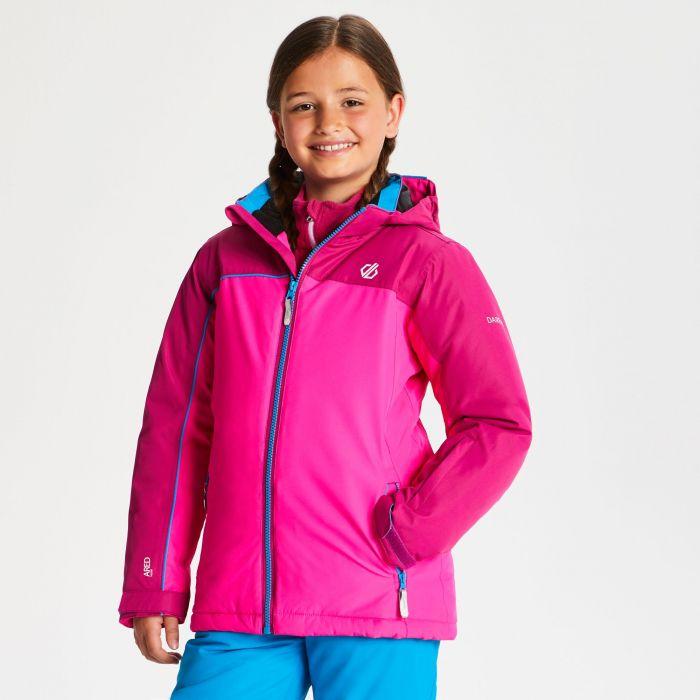 Dare 2b Legit Veste de ski Mixte enfant