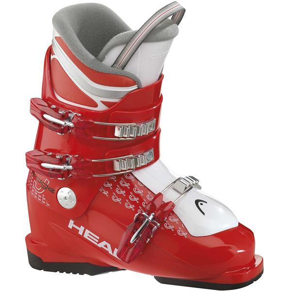 Head Chaussure De White Junior Red J3 Edge Ski SzpVMqU