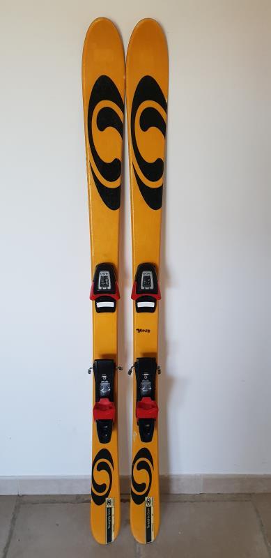 Junior Salomon Freestyle D'occasion Teneighty Ski OXTkiuwPZ