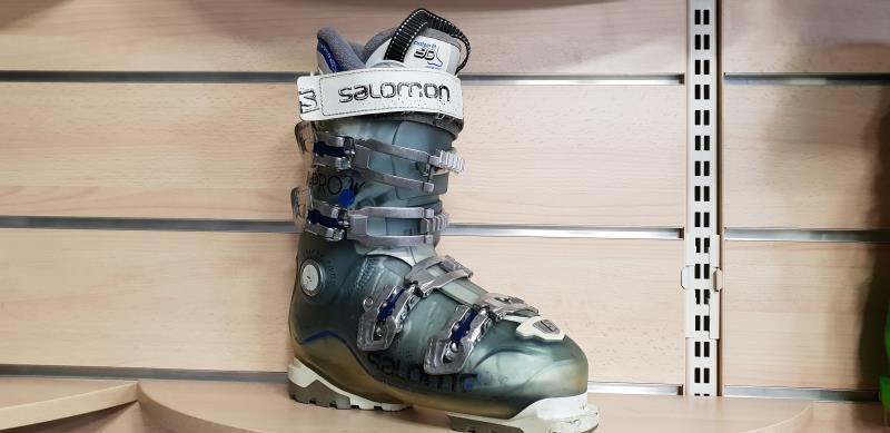 Salomon Ski Pro De D'occasion X Femme Chaussure W 43Aj5RL